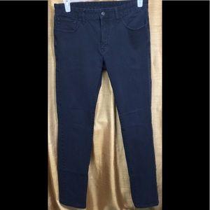 UNIQLO Black Slim Jeans